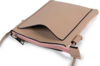 styleBREAKER Damen Mini Bag Umhängetasche in Schlangen Optik, Schultertasche, Handtasche, Tasche 02012305 – Bild 13