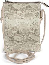 styleBREAKER Damen Mini Bag Umhängetasche in Schlangen Optik, Schultertasche, Handtasche, Tasche 02012305 – Bild 21
