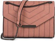 styleBREAKER Damen Umhängetasche mit Ziernähten und Kette, Schultertasche, Handtasche, Tasche 02012308 – Bild 15