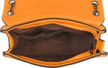 styleBREAKER Damen Umhängetasche mit Ziernähten und Kette, Schultertasche, Handtasche, Tasche 02012308 – Bild 4