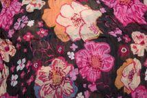 styleBREAKER Blumen Allover Print Loop Schlauchschal 01014027 – Bild 2