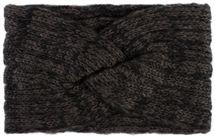 styleBREAKER Damen Strick Stirnband mit Rippen Muster, Twist Knoten, warmes Winter Haarband, Headband 04026041 – Bild 11