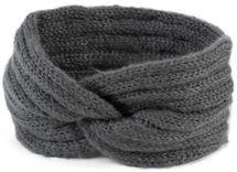 styleBREAKER Damen Strick Stirnband mit Rippen Muster, Twist Knoten, Haarband, Headband 04026041 – Bild 29