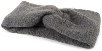 styleBREAKER Damen Feinstrick Stirnband mit weicher Oberfläche und Twist Knoten Detail, warmes Winter Haarband, Headband 04026043 – Bild 12