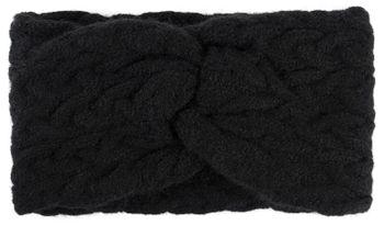 styleBREAKER Damen Strick Stirnband mit Zopfmuster und Twist Knoten, warmes Winter Haarband, Headband, gestrickt 04026044 – Bild 7