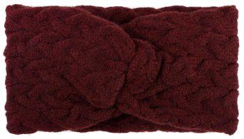 styleBREAKER Damen Strick Stirnband mit Zopfmuster und Twist Knoten, warmes Winter Haarband, Headband, gestrickt 04026044 – Bild 9