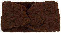 styleBREAKER Damen Strick Stirnband mit Zopfmuster und Twist Knoten, warmes Winter Haarband, Headband, gestrickt 04026044 – Bild 13