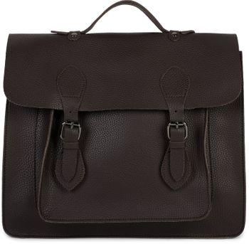 styleBREAKER Multifunktion Messenger Bag Umhängetasche mit Schnallen, Schultertasche, Rucksack, Aktentasche, Unisex 02012312 – Bild 13