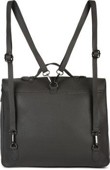 styleBREAKER Multifunktion Messenger Bag Umhängetasche mit Schnallen, Schultertasche, Rucksack, Aktentasche, Unisex 02012312 – Bild 15