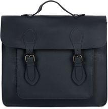 styleBREAKER Multifunktion Messenger Bag Umhängetasche mit Schnallen, Schultertasche, Rucksack, Aktentasche, Unisex 02012312 – Bild 9