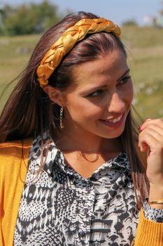 styleBREAKER Damen Haarreif in Flechtoptik, Retro Style Haarband, Headband 04026045 – Bild 31