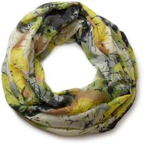 styleBREAKER splat style blur of color patterns loop tube scarf 01018042 – Bild 19