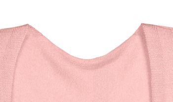 styleBREAKER Damen Feinstrick Cardigan mit aufgesetzten Taschen, Strickjacke ohne Verschluss, Strickmantel, Onesize 08010063 – Bild 11