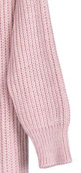 styleBREAKER Damen Grobstrick Cardigan mit aufgesetzten Taschen, Strickjacke ohne Verschluss, Strickmantel, Onesize 08010064