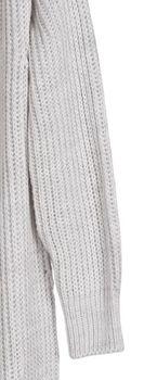 styleBREAKER Damen Grobstrick Cardigan mit aufgesetzten Taschen, Strickjacke ohne Verschluss, Strickmantel, Onesize 08010064 – Bild 23