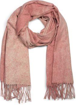 styleBREAKER Unisex weicher melierter Schal mit langen Fransen, Winter, Stola 01017109 – Bild 19