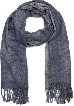 styleBREAKER Unisex weicher melierter Schal mit langen Fransen, Winter, Stola 01017109 – Bild 10