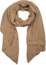 styleBREAKER Damen weicher unifarbener Web Schal in asymmetrischer Form, Winter, Stola 01017118 – Bild 11