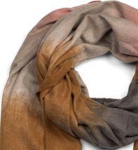 styleBREAKER Damen Schal mit Streifen Verlauf Muster und Fransen, Winter, Stola 01017124 – Bild 5
