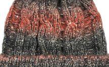 styleBREAKER Damen Strick Bommelmütze mit Zopfmuster Verlauf, Pailletten und Fleece Futter, Winter Fellbommel Mütze 04024170 – Bild 27