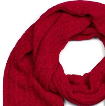 styleBREAKER Unisex Strick Schal und Mütze Set mit Flecht Muster, Thermo-Fleece Innenfutter, Winter 01018212 – Bild 16