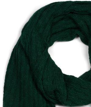 styleBREAKER Unisex Strick Schal und Mütze Set mit Flecht Muster, Thermo-Fleece Innenfutter, Winter 01018212 – Bild 22