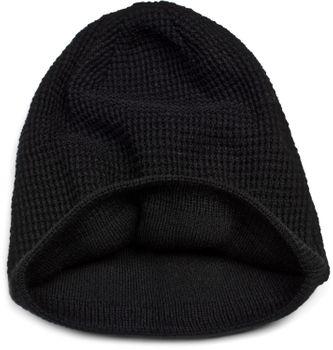 styleBREAKER Unisex Strick Beanie Mütze mit Karo Strickmuster, Winter Slouch Longbeanie 04024172 – Bild 15