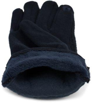 styleBREAKER Damen Touchscreen Handschuhe, Oberseite mit Zopfmuster, Fleece Futter, warme Thermo Fingerhandschuhe, Winter 09010024 – Bild 20