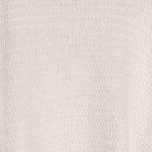 styleBREAKER Damen Oversize Strickpullover mit Perlmuster und langen Ärmeln, Rollkragen, Poncho, Onesize 08010065 – Bild 12