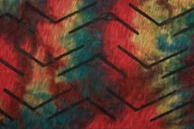 styleBREAKER Unisex Loop Schal mit Batik Verlauf Muster und Rissen im Destroyed Look, Schlauchschal, Tuch 01017126 – Bild 6