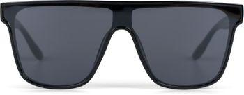 styleBREAKER Unisex Shield Monoglas Sonnenbrille, Polycarbonat Glas und Kunststoff Rahmen, Retro Nerd Style 09020108 – Bild 14