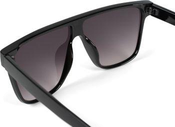 styleBREAKER Unisex Shield Monoglas Sonnenbrille, Polycarbonat Glas und Kunststoff Rahmen, Retro Nerd Style 09020108 – Bild 23