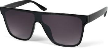 styleBREAKER Unisex Shield Monoglas Sonnenbrille, Polycarbonat Glas und Kunststoff Rahmen, Retro Nerd Style 09020108 – Bild 19