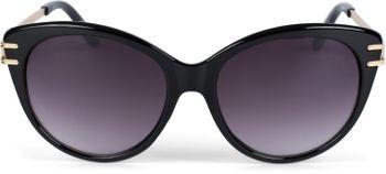 styleBREAKER Damen Sonnenbrille in Katzenaugen Form mit Polycarbonat Gläsern und Metall Bügel, Cat-Eye Brille 09020110 – Bild 8