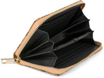 styleBREAKER Damen Geldbörse aus Kork mit buntem Muster Print im Ethno Look, Reißverschluss, Portemonnaie 02040138 – Bild 87