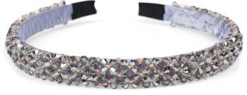styleBREAKER Damen Haarreif schmal mit Kunststoff Perlen besetzt, Retro Style Haarband, Headband 04027011 – Bild 26