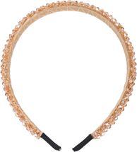 styleBREAKER Damen Haarreif schmal mit Kunststoff Perlen besetzt, Retro Style Haarband, Headband 04027011 – Bild 16