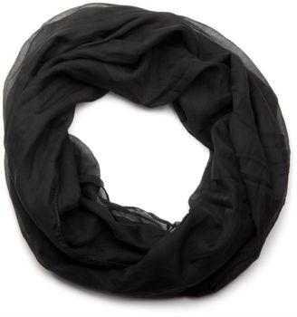 styleBREAKER lighter solid color loop tube scarf, silky, Unisex 01016076 – Bild 7