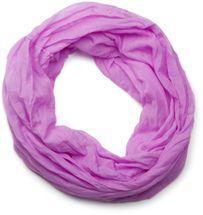 styleBREAKER lighter solid color loop tube scarf, silky, Unisex 01016076 – Bild 14