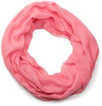 styleBREAKER lighter solid color loop tube scarf, silky, Unisex 01016076 – Bild 15