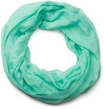 styleBREAKER lighter solid color loop tube scarf, silky, Unisex 01016076 – Bild 20