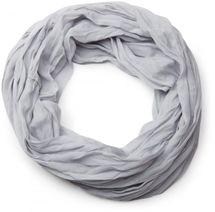 styleBREAKER lighter solid color loop tube scarf, silky, Unisex 01016076 – Bild 26