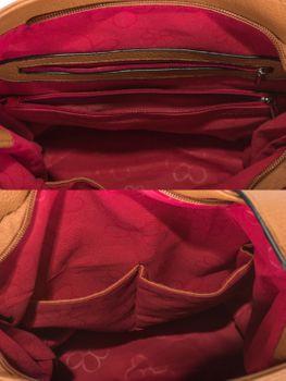 styleBREAKER Damen Hobo Bag Handtasche mit Ketten Applikation, Shopper, Schultertasche, Tasche 02012339 – Bild 35