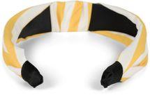 styleBREAKER Damen Haarreif mit Streifen Muster und Knoten im Retro Style, Vintage Look, Haarband, Headband 04027016 – Bild 11