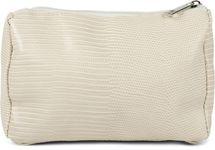 styleBREAKER Damen Beautybag Krokodil Optik Oberfläche, Kosmetiktasche, Make Up Bag, Taschen Organizer 02013018 – Bild 13