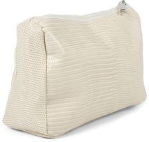 styleBREAKER Damen Beautybag Krokodil Optik Oberfläche, Kosmetiktasche, Make Up Bag, Taschen Organizer 02013018 – Bild 14