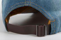 styleBREAKER Jeans Cap im Vintage Look, Unisex, Baseball Cap, verstellbar 04023026 – Bild 7