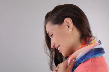 styleBREAKER Damen Ohrring Ear Cuff Set mit Kette und Strass, Stecker, Ohrclip, Fake Piercing, Helix, Ohrschmuck 05090032 – Bild 9