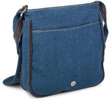 styleBREAKER jeans shoulder bag with rhinestone appliqué, hand bag 02012004 – Bild 19
