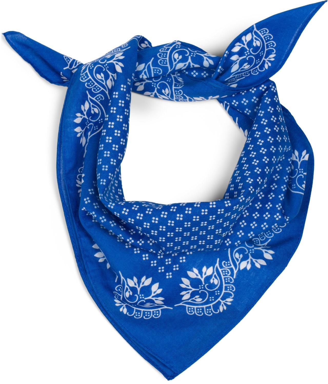 VBIGER Seidentuch Damen Bandana Halstuch Damen Kopftuch Vierecktuch Seide 50 x 50cm